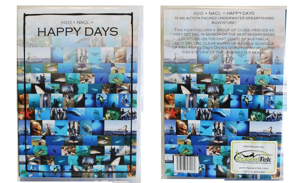 Happy Days (Dvd) | Hanapaa