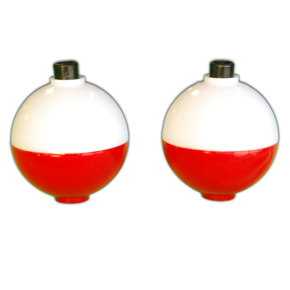 Plastilite Red White Round Ball Floats Hanapaa
